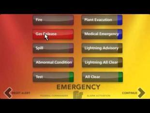 DYNAMIC EMERGENCY MESSAGE ALERTING